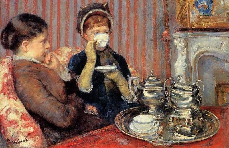 tea-dipinto-di-mary-cassatt