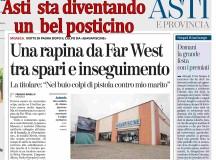 SPARATORIE DA FAR WEST, ASTI, PROPRIO UN BEL POSTICINO
