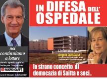 Ospedale: lo strano concetto di democrazia di Saitta e soci.. intervento