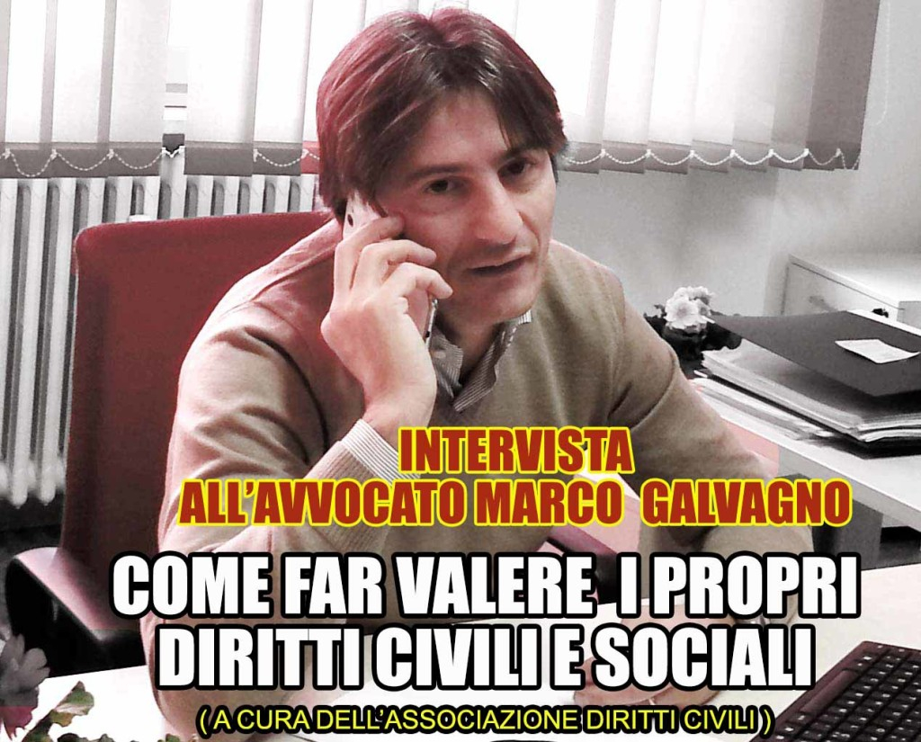 MARCO DIRITTI SOCIALI E
