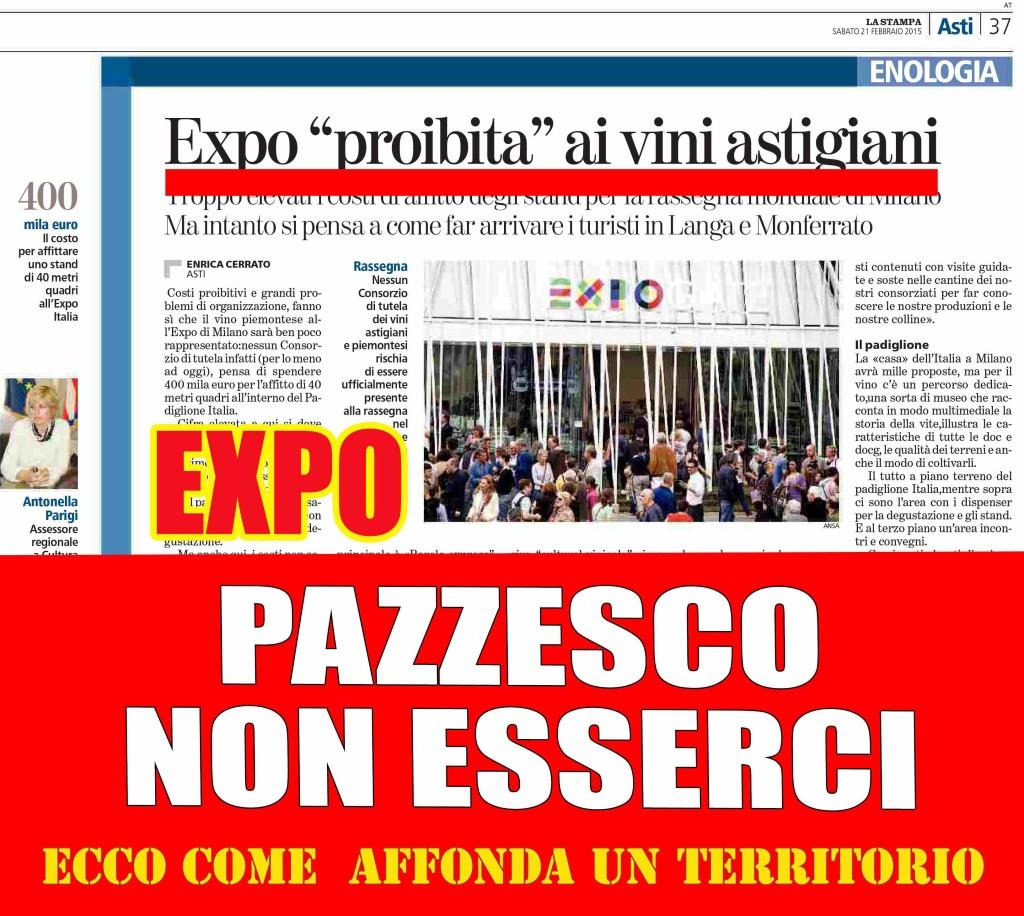 EXPO PROIBITA AI VINI ASTIGIANI  copy